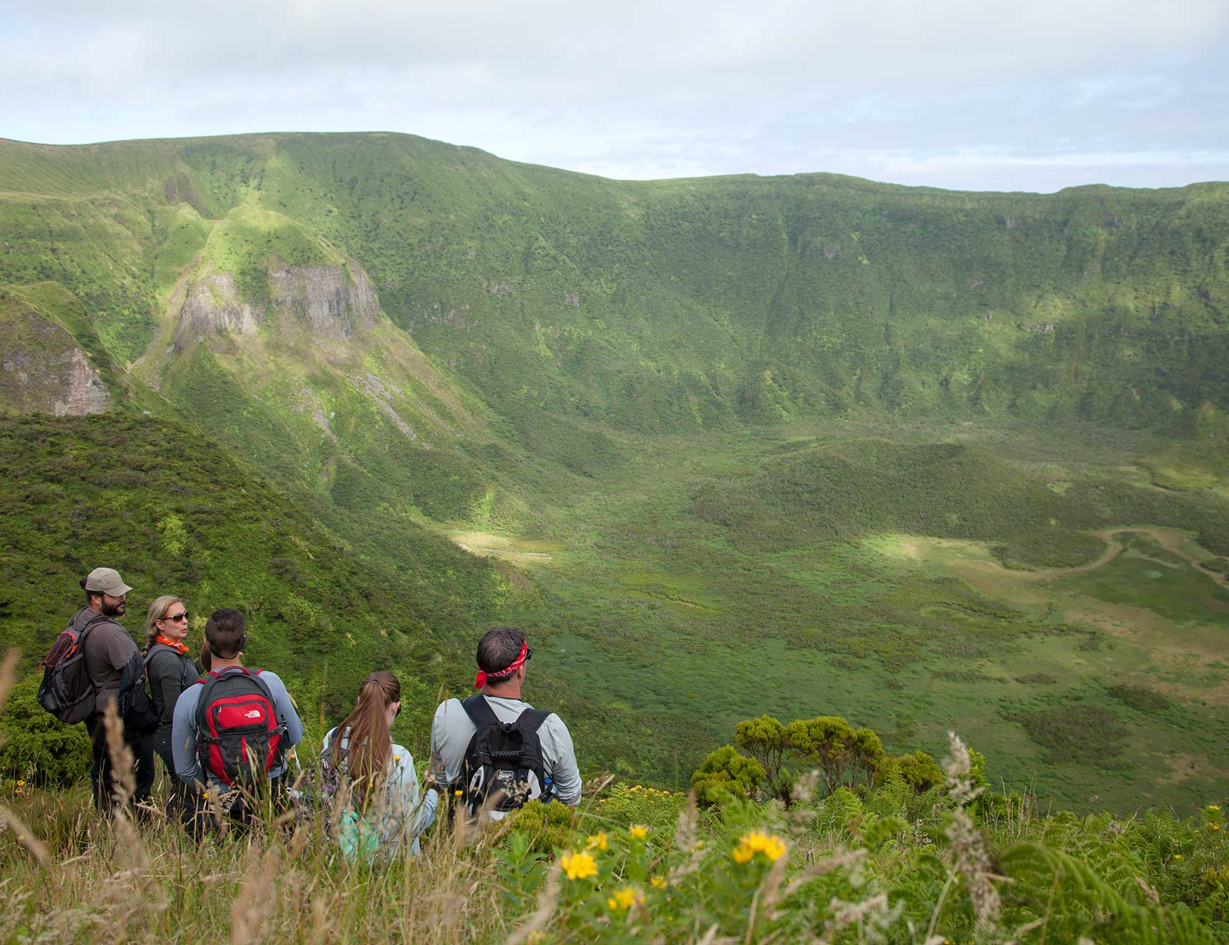 Partnership with Azores Geopark